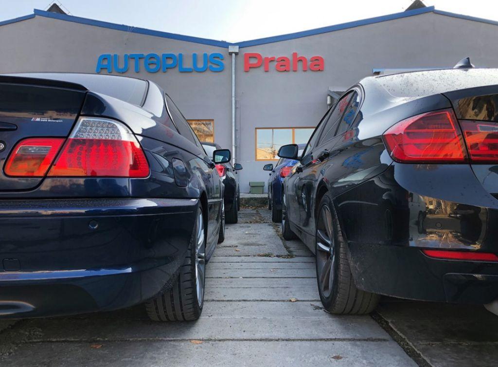 Spolehlivý autoservis AUTOPLUS Praha